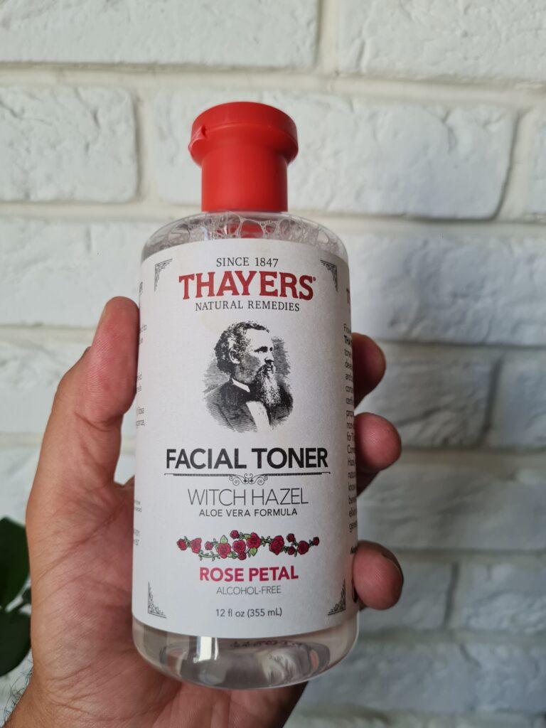 تونرگل رز تایرز آمریکایی |Thayers Witch Hazel Rose Petal