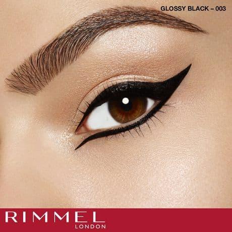 ست مداد و خط چشم  مشکی  ریمل فرانسوی
